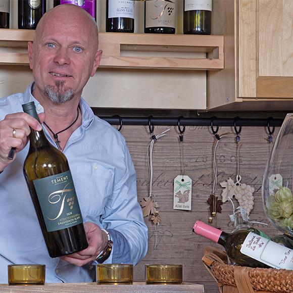Wein und Genuss bei Mario Salvenmoser