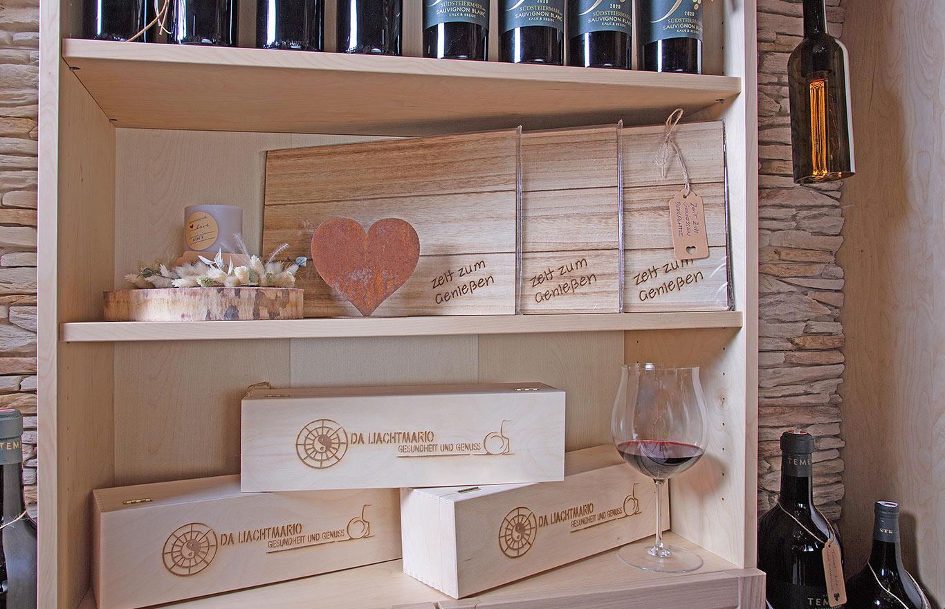 Weinverpackung von Mario Salvenmoser