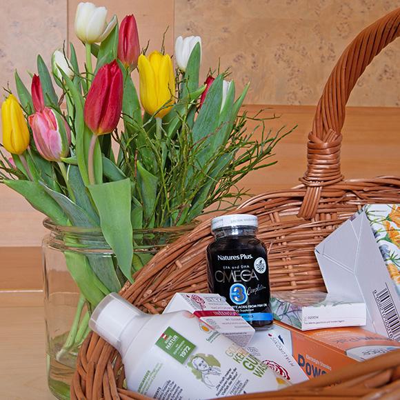 Naturprodukte von Mario Salvenmoser Tirol - Bachblüten, Räucherutensilien, Tees ...